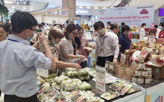 Nhà cung cấp của AEON Việt Nam được đào tạo để nâng cao chất lượng sản phẩm