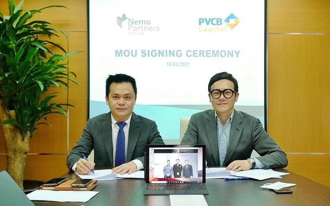 Lễ ký kết Biên bản ghi nhớ hợp tác giữa PVCB Capital và Nemo Partners Holdings