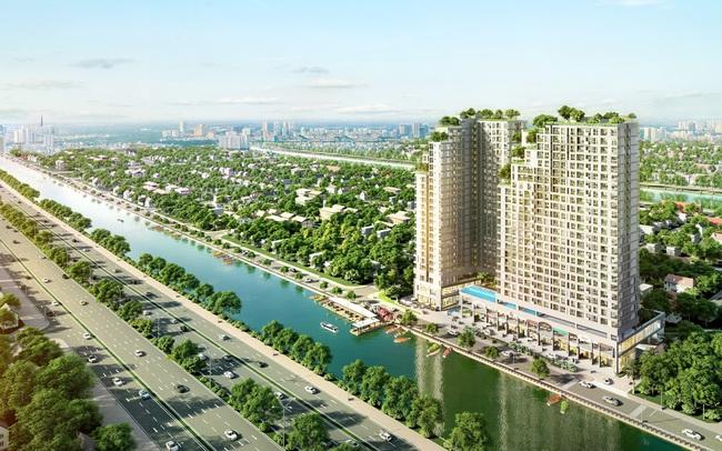Căn hộ khu trung tâm giá tốt - Điểm sáng thị trường căn hộ TP.HCM 2021