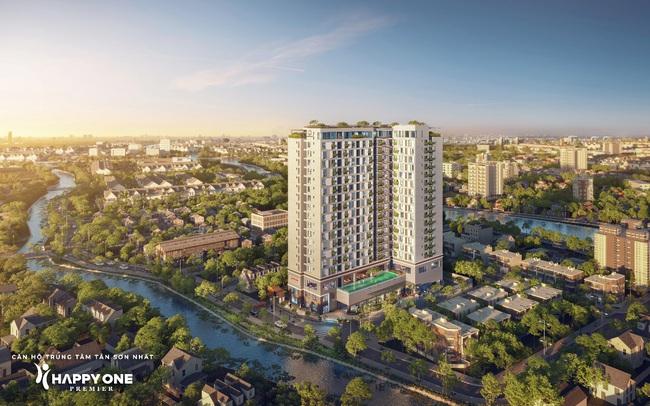 Sống trọn vẹn với căn hộ trung tâm Tân Sơn Nhất Happy One – Premier