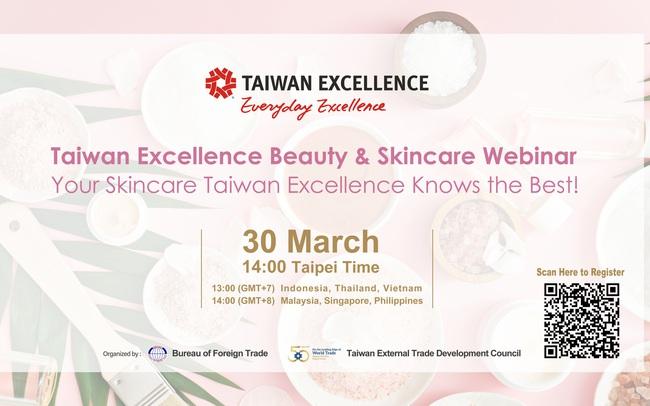 Hội thảo Taiwan Excellence đưa đến trải nghiệm làn da hoàn hảo