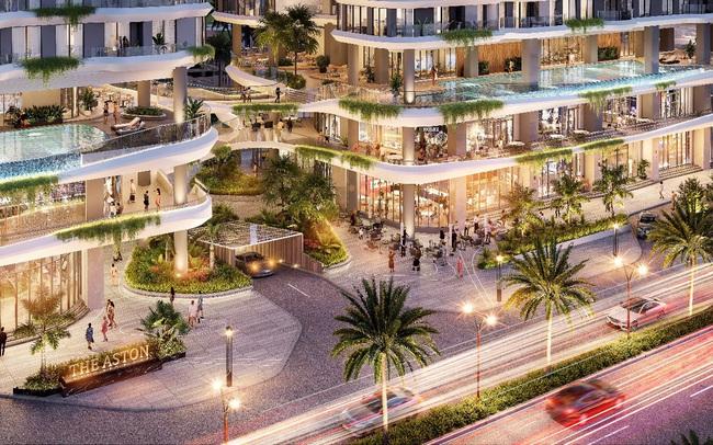 Phát triển phố đêm thương mại thúc đẩy bất động sản trung tâm Nha Trang