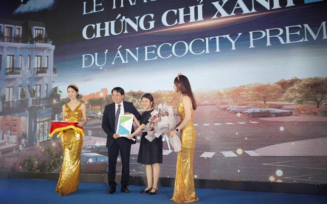 Ấn tượng lễ khai trương nhà mẫu dự án Ecocity Premia