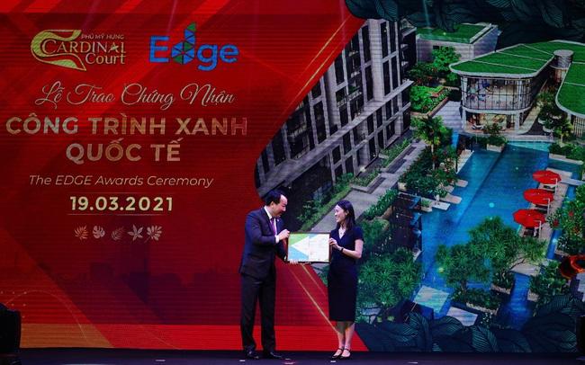 Ra mắt dự án đẳng cấp ngay trung tâm tài chính Quốc tế Phú Mỹ Hưng