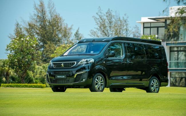 Peugeot Traveller Luxury - Sự lựa chọn của doanh nhân