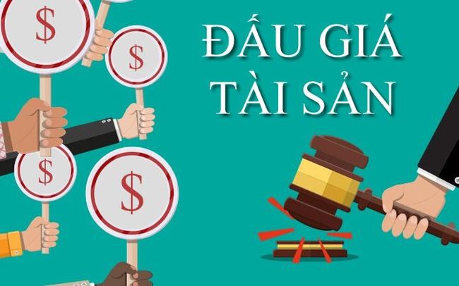 Cty Đấu Giá Bến Thành đấu giá Khoản nợ của CTY TNHH TM SXXD Gia Hân