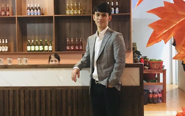 CEO Trần Thanh Tùng: bí quyết thành công ở lứa tuổi 20