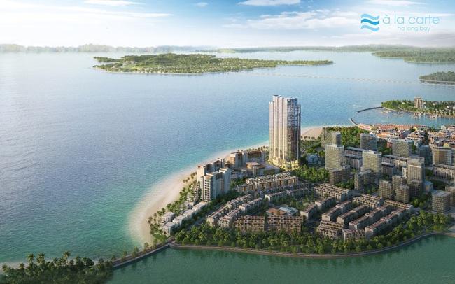 Chính thức ra mắt tổ hợp khách sạn & căn hộ mặt vịnh chuẩn 5 sao tại Hạ Long