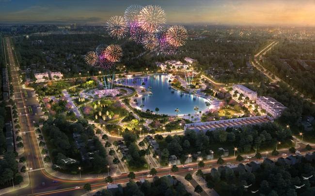 Fidel Central Park kiến tạo nên phố kinh doanh sầm uất tại Quảng Trị