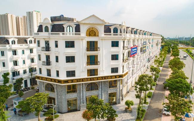 Shophoue mặt phố lớn Kiến Hưng Luxury: Gu đầu tư của người sành