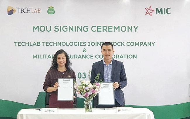 Tikop hợp tác cùng bảo hiểm Quân Đội (MIC), gia tăng giá trị an toàn tích lũy và đầu tư