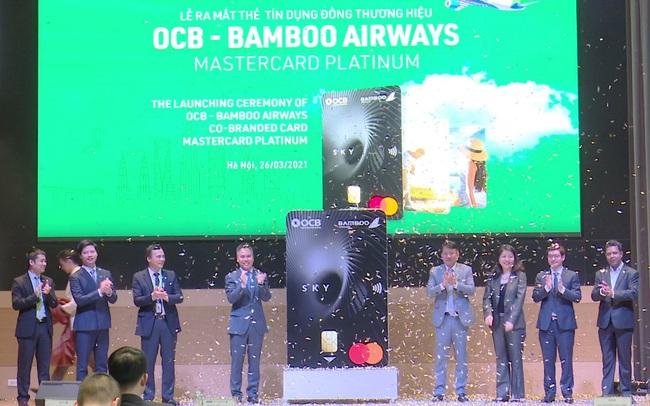 Giao dịch an tâm, cất cánh đẳng cấp với thẻ tín dụng OCB – Bamboo Airways
