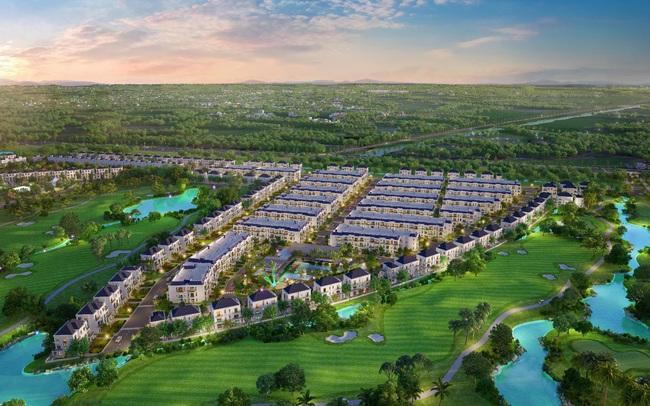 Sức hút của đô thị sinh thái golf tại Long An