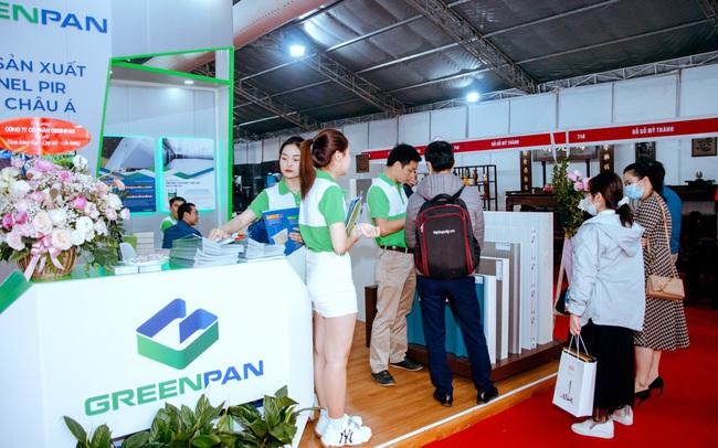 Greenpan tiên phong trong công nghệ tại Vietbuild