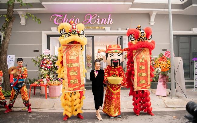 Thảo Xinh – Từ nữ cử nhân kinh tế đến CEO trong lĩnh vực làm đẹp