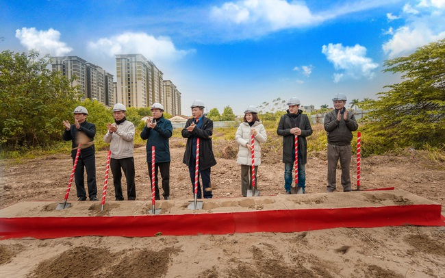Đại học Đại Nam khởi công xây dựng dự án 1.800 tỷ VNĐ
