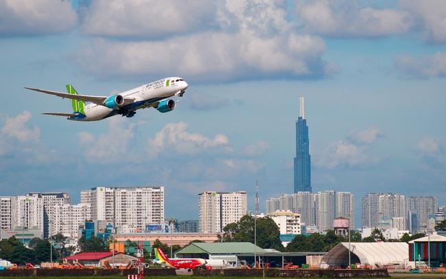 Bamboo Airways đạt tỷ lệ bay đúng giờ nhất vào quý I năm 2021