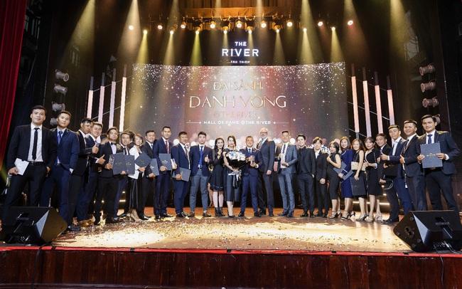The River Thu Thiem tôn vinh các nhà phân phối xuất sắc