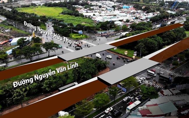 Thị trường bất động sản Khu Nam TP.HCM bứt phá nhờ hạ tầng
