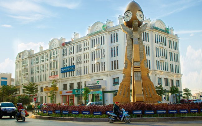 Từ Sơn chuyển mình lên thành phố với những khu đô thị xanh