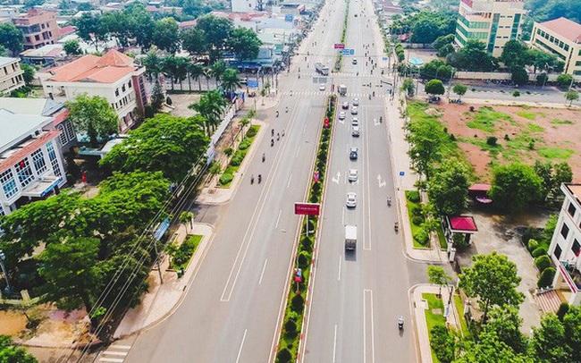 Bất động sản Bình Phước tăng tốc đón cơn sóng hạ tầng