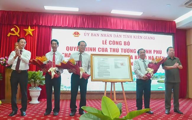 Trở thành cửa ngõ giao thương Quốc tế, bất động sản Hà Tiên thu hút nhà đầu tư