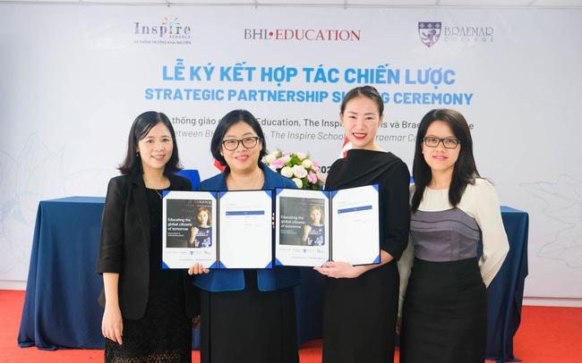 Hệ thống trường Khai Nguyên hợp tác cùng Braemar College (Canada) rút ngắn lộ trình vào đại học quốc tế