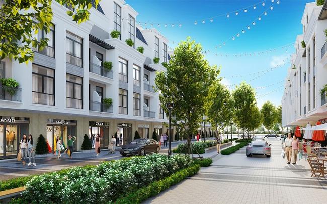 """Lý giải tiềm năng đầu tư vượt trội """"1 vốn 4 lời"""" của shophouse Hinode Royal Park"""