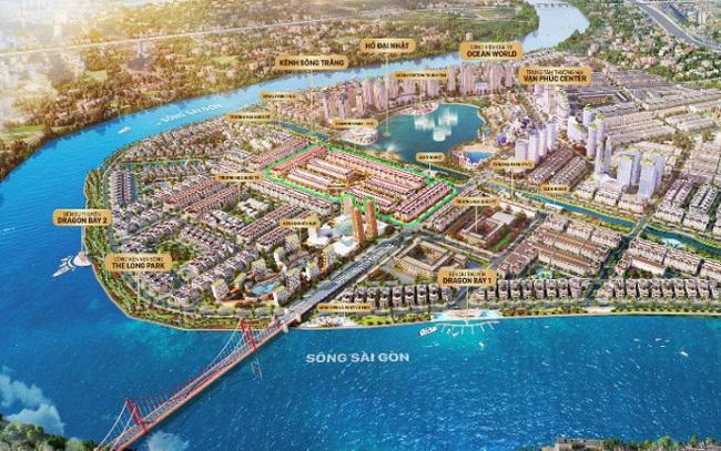 Mở bán giai đoạn 2 Sunlake Villas – Biệt thự bên hồ Đại Nhật