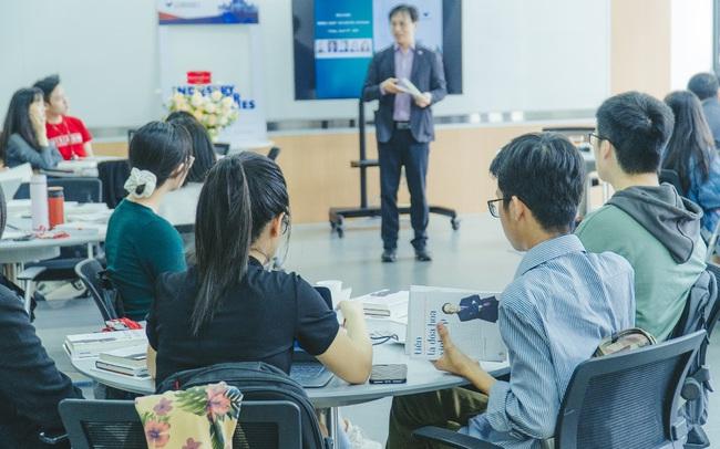 Chứng khoán Mirae Asset chia sẻ cùng sinh viên VinUni về triển vọng nghề nghiệp ngành tài chính