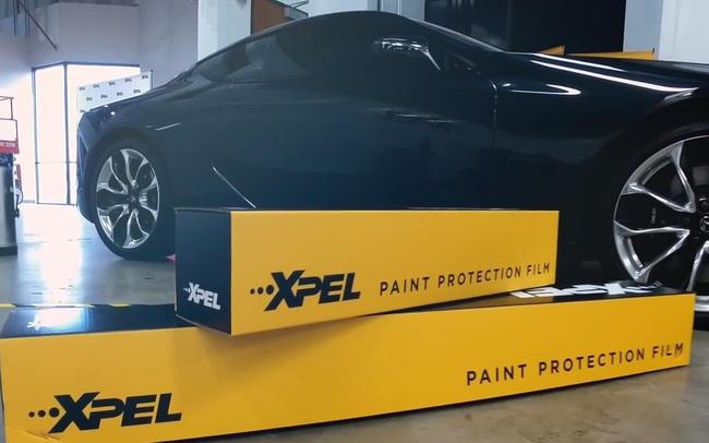 Xpel PPF chính thức đổ bộ vào thị trường dịch vụ chăm sóc xe hơi tại Việt Nam