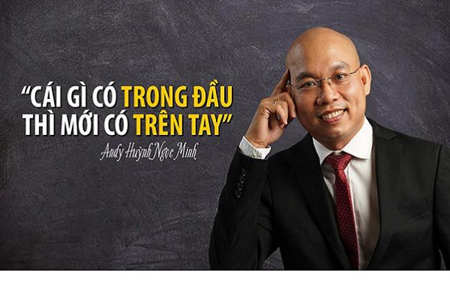 Andy Huỳnh Ngọc Minh - Lấy văn hóa làm nền tảng phát triển