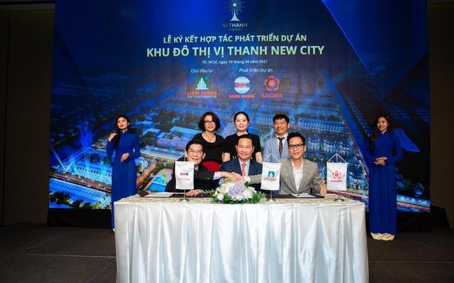 """Ra mắt khu đô thị tích hợp mô hình """"all-in-one"""" hàng đầu Hậu Giang"""