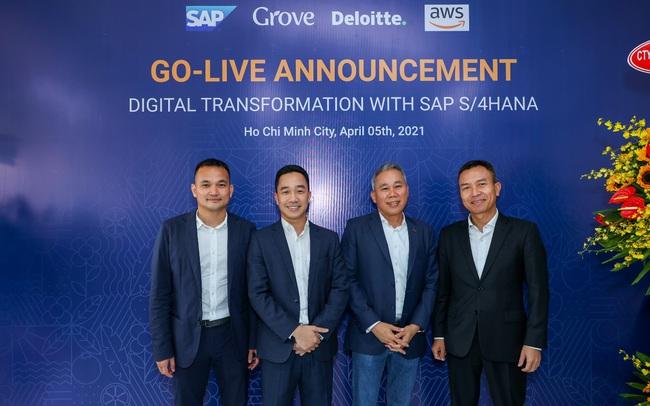 Sự khởi đầu của Grove Group - nhà phân phối chuyên doanh hiện đại
