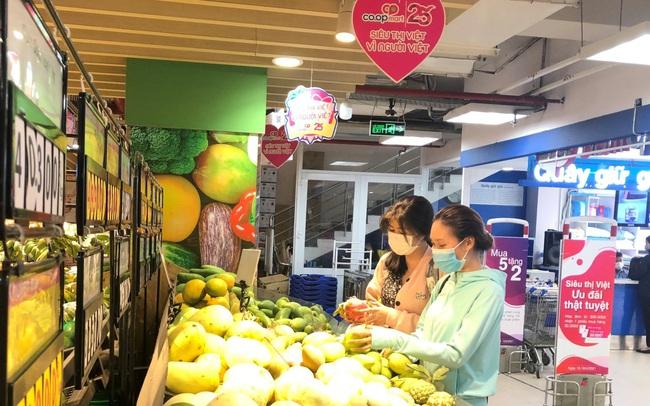 Saigon Co.op tưng bừng khuyến mãi 5.000 sản phẩm nhu yếu