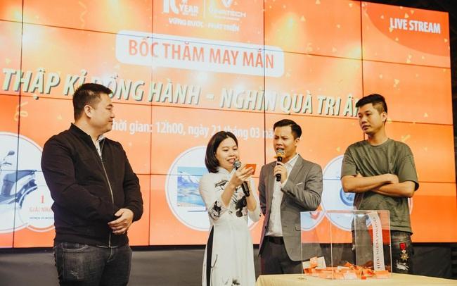 Tập đoàn Vinatech Việt Nam - Lấy chữ tín tạo niềm tin