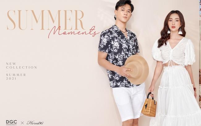 Summer Moments - Dấu ấn mùa hè cùng DGC