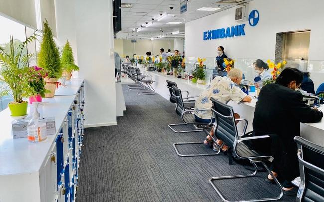 Eximbank tổ chức đại hội cổ đông hai ngày liên tiếp