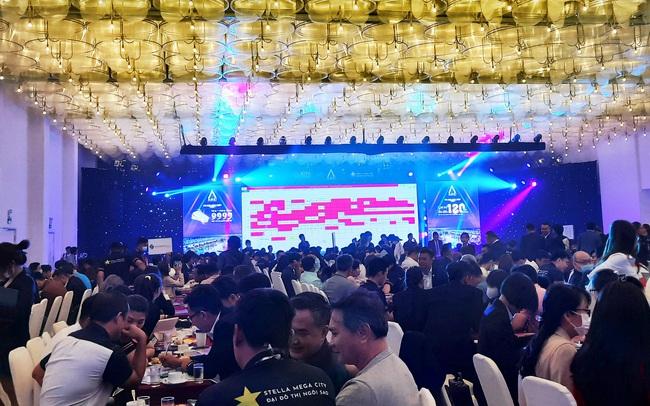 Hơn 90% sản phẩm giao dịch thành công tại Lễ giới thiệu phân khu The Ambi – Stella Mega City