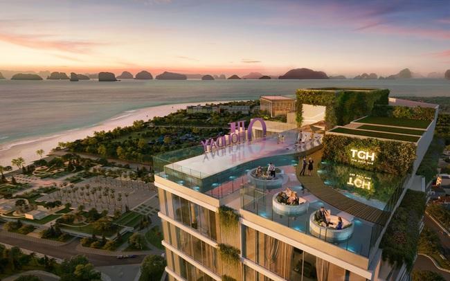 The Holiday Ha Long hấp dẫn trên thị trường bất động sản Quảng Ninh