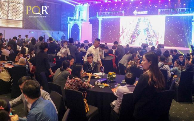 Gần 600 nhà đầu tư tham dự Lễ ra mắt shophouse The Center