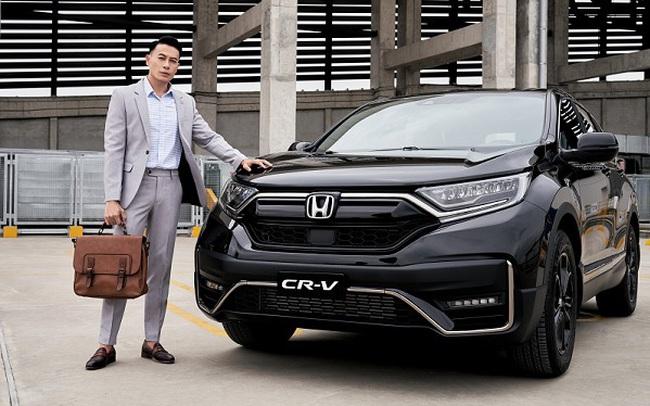 Honda CR-V LSE – phiên bản đặc biệt đầy cá tính