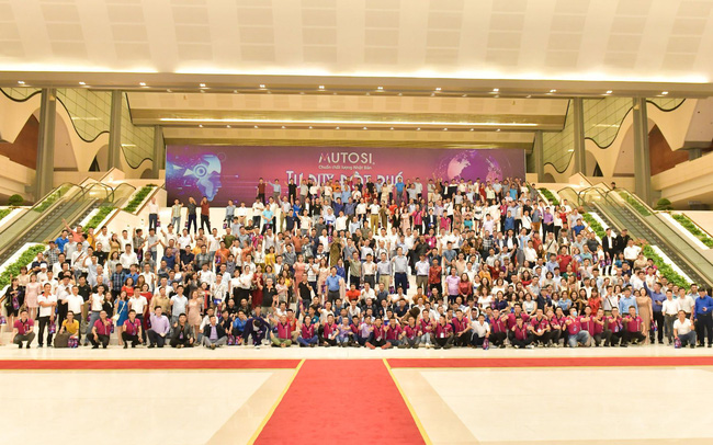 Tư duy đột phá - Hội nghị ngành điện gia dụng và máy lọc nước tại Việt Nam