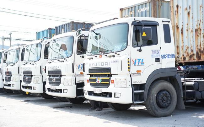 Các loại hình vận tải đường bộ kết hợp tại ITL