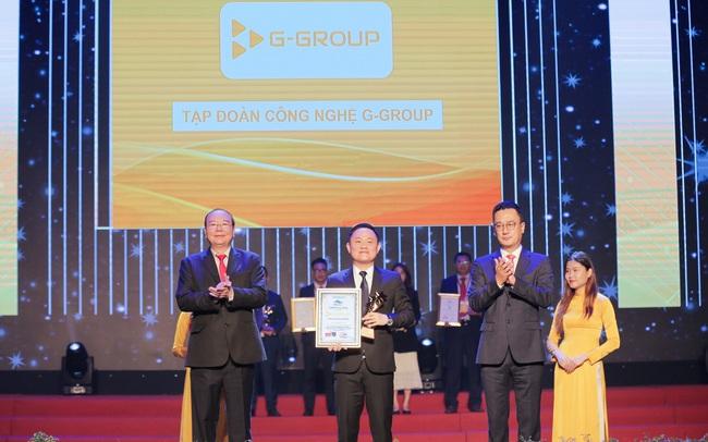 G-Group nhận giải thưởng top 10 Thương hiệu tiêu biểu châu Á - Thái Bình Dương 2021