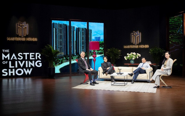 Talkshow The Master of Living Show, kết hợp cùng ca sỹ Hà Anh Tuấn