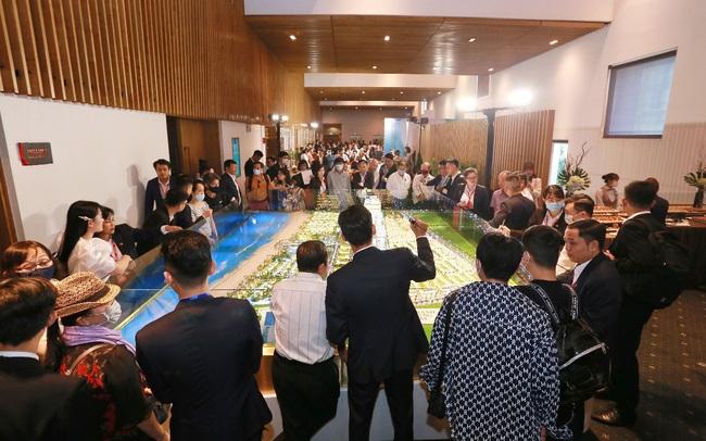 Tổ hợp đô thị nghỉ dưỡng Thanh Long Bay công bố phân khu The Song