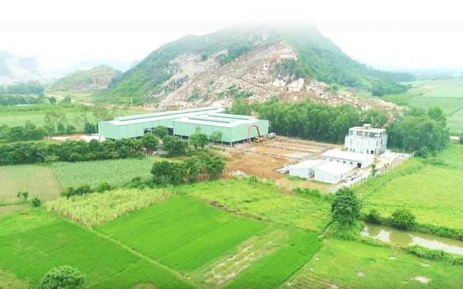 FLC STONE chuẩn bị vận hành nhà máy sản xuất đá tự nhiên thứ 3 tại Thanh Hoá