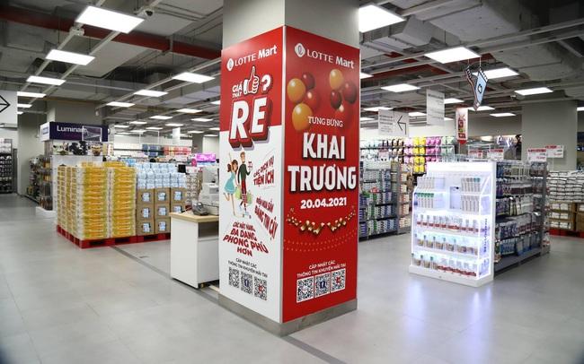 Honeywell cung cấp môi chất lạnh thế hệ mới cho Lotte Mart Việt Nam