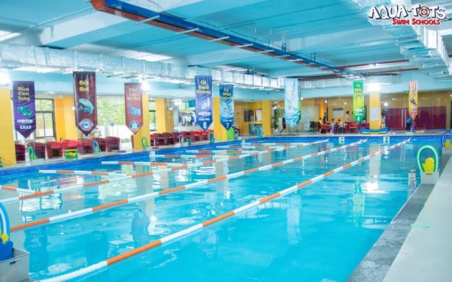 Khác biệt với bơi sinh tồn Aqua-Tots chuẩn Mỹ tại ASC Education